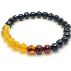 AAA Grade Genuine Baltic Amber beaded braclet